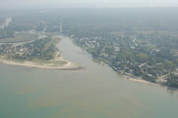 Port Franks Harbor Inlet