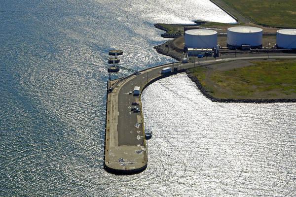 Bowater Maritimes West Wharf