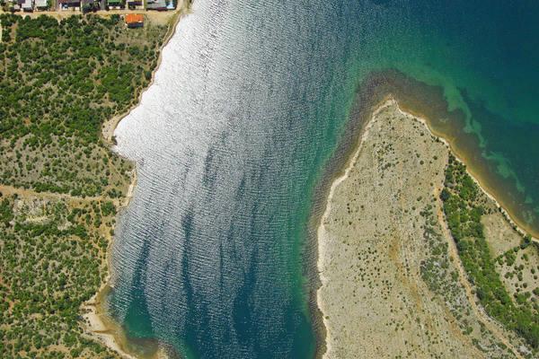 Karinsko Zdrilo Inlet