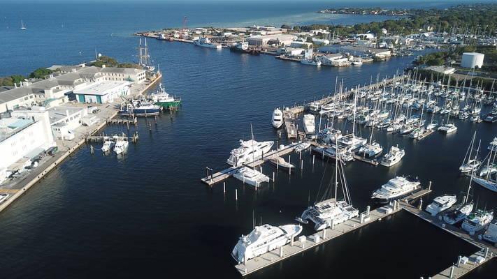 Safe Harbor Harborage Marina