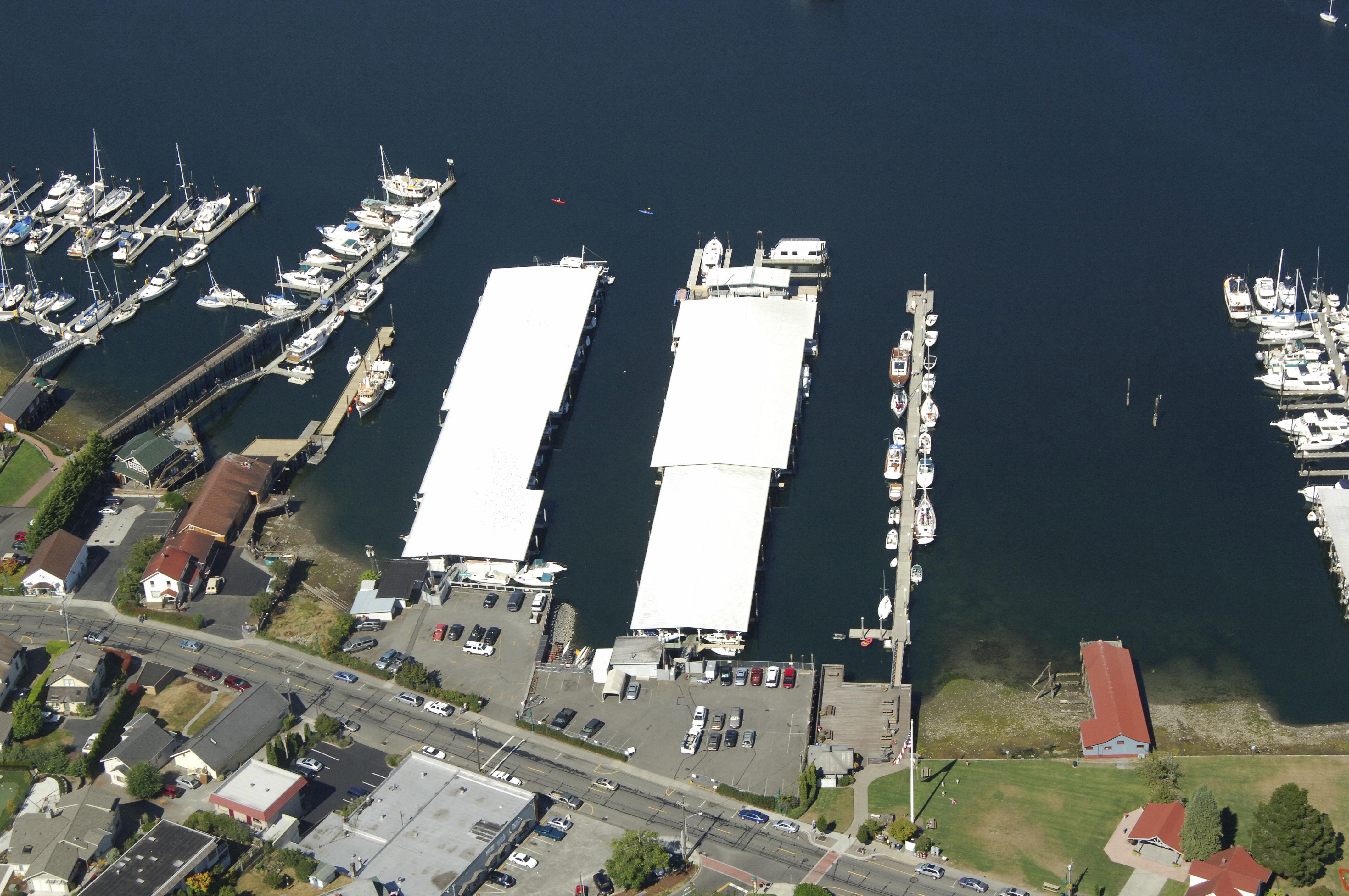 Harborview Marina in Gig Harbor, WA, United States - Marina Reviews - Phone Number - Marinas.com