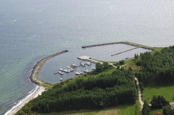 Vejrø Havn