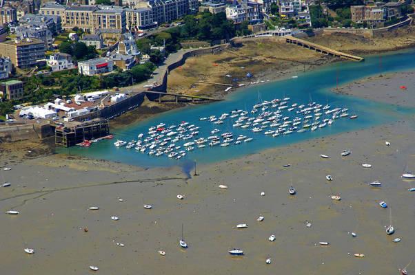 Dinard Marina