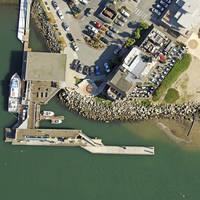 Santa Cruz Harbor Fuel Dock