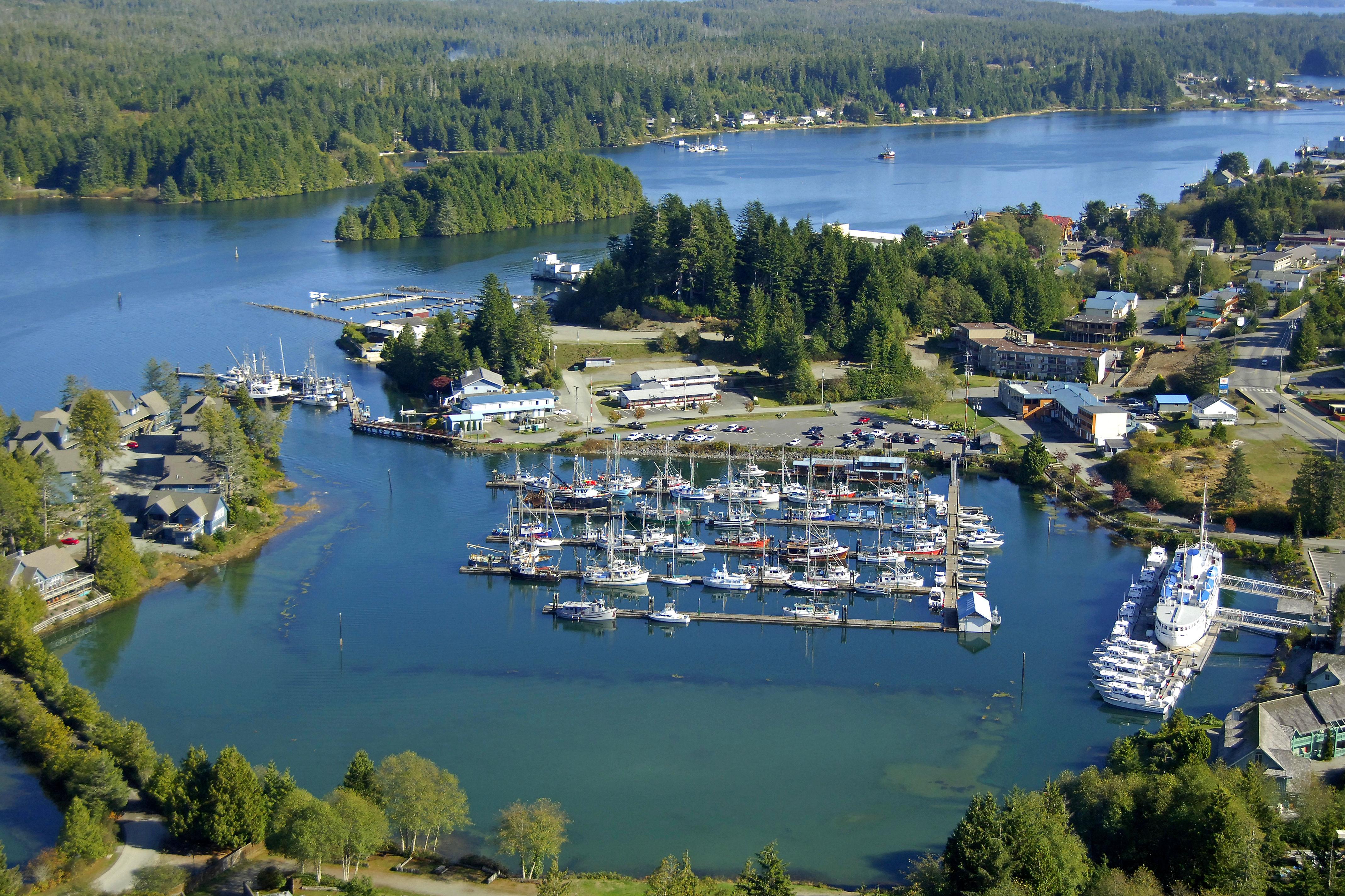 Marinas On Vancouver Island Bc