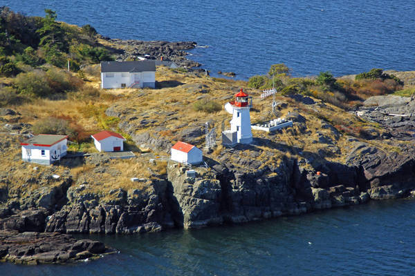 Ballenas Islands Lighthouse