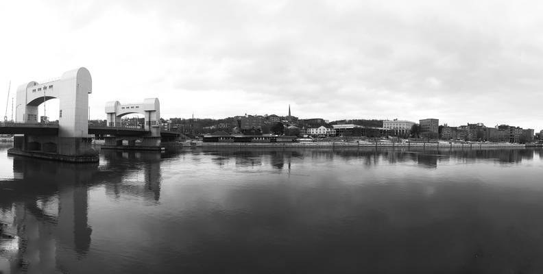 South Island Docks