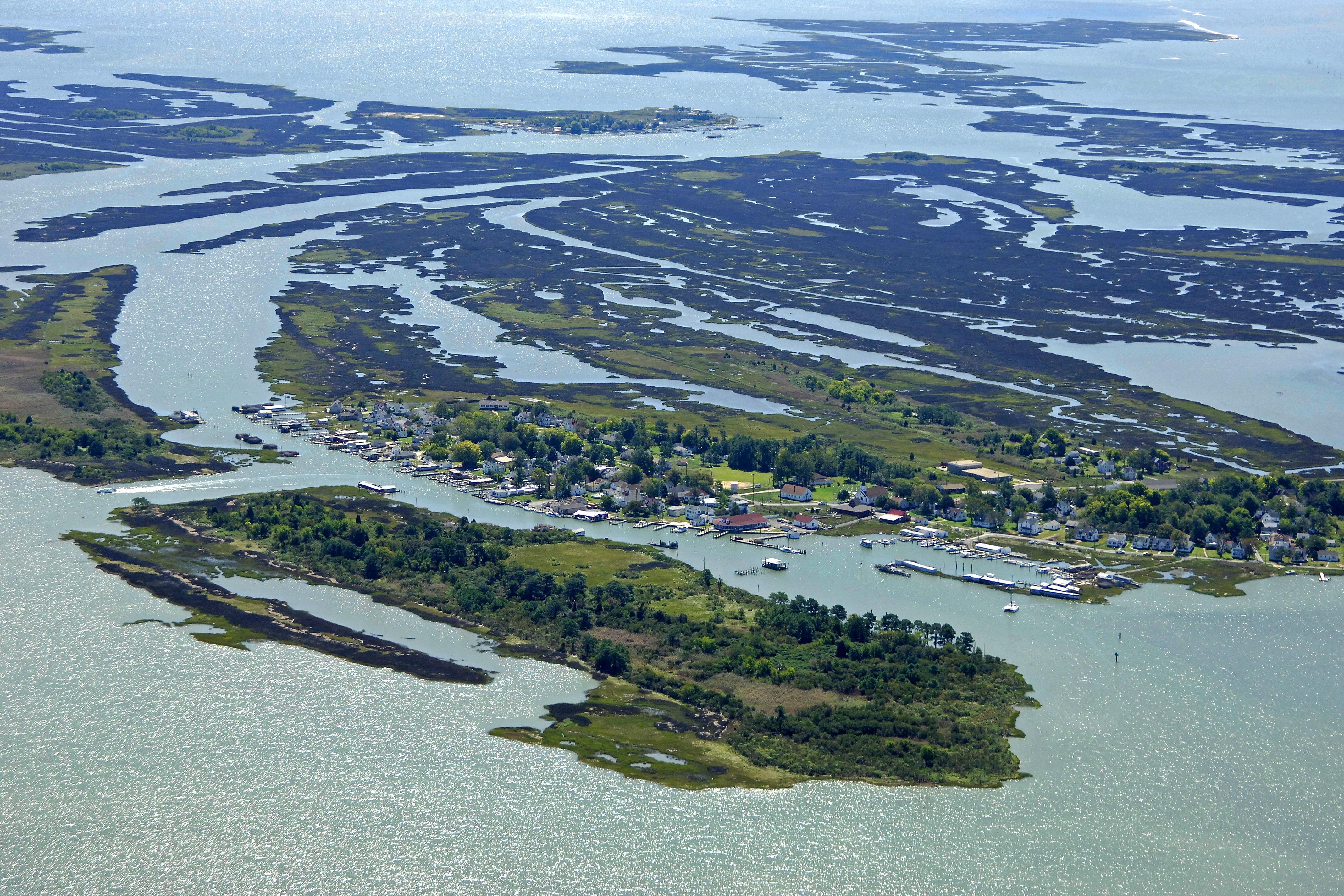 Marine Weather Smith Island Md