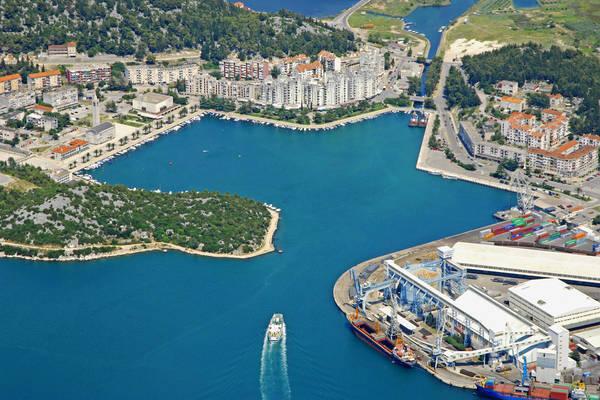 Ploce Harbour
