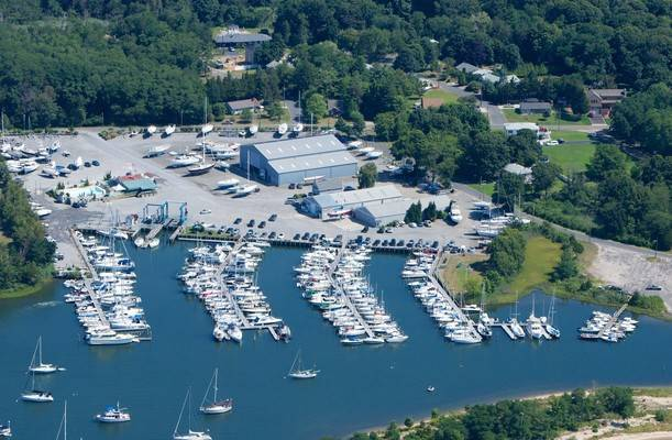 Safe Harbor | Greenport Yacht Yard