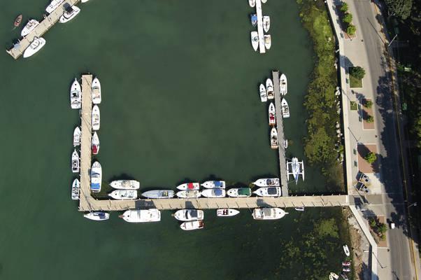 Municipal Marina Pier A
