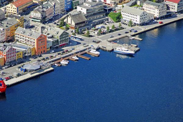 Kristiansund Vage Yacht Harbour