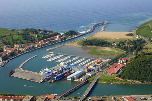 Zumaya Marina