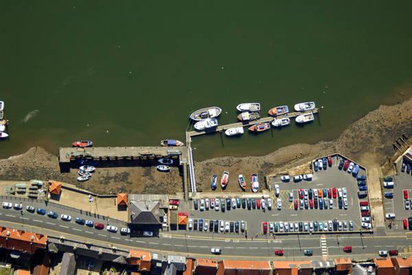 Whitby Inner Harbour Pier