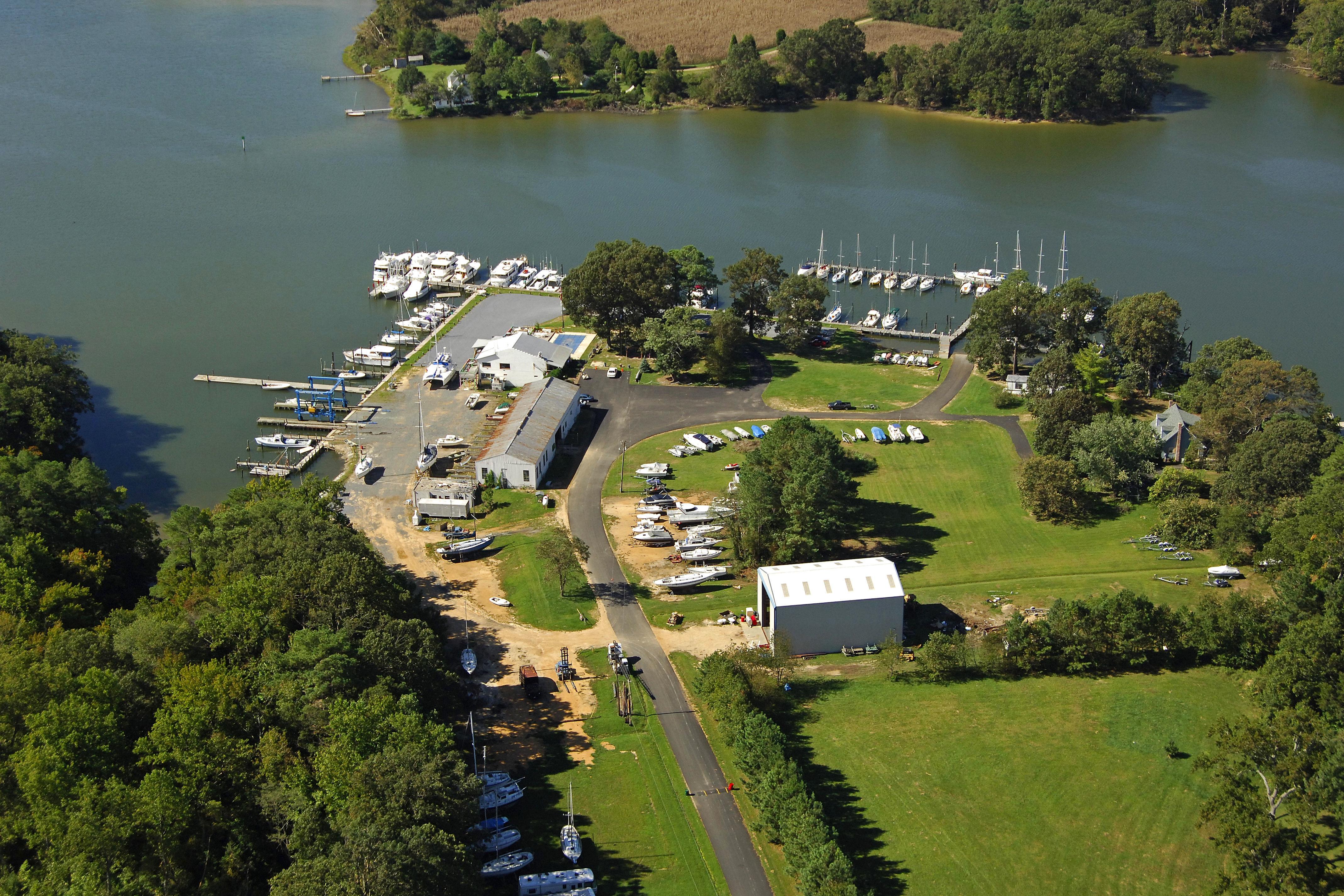 Dennis Point Marina & Campground (prev St Marys Marina) in