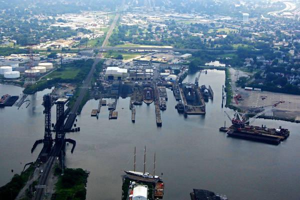 Colonna's Shipyard