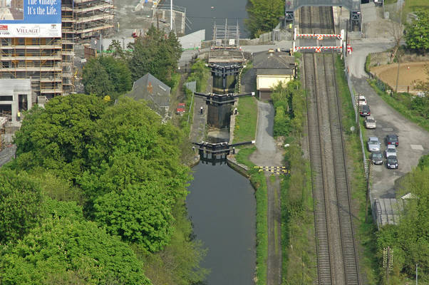 Royal Canal Lock 10