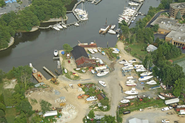 Back Creek Boat Yard
