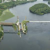 Champlain Canal Lock 2