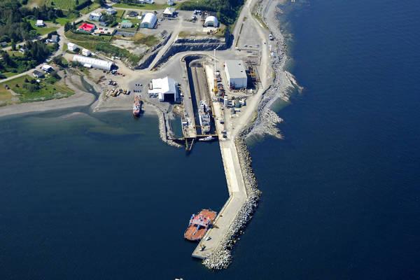 Verreault Navigation Inc Boatyard