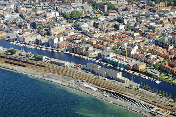 Trondheim Sandgata Marina