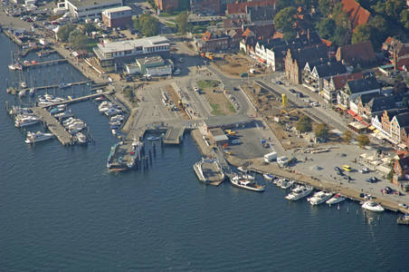 Travemünde Ferry Terminal