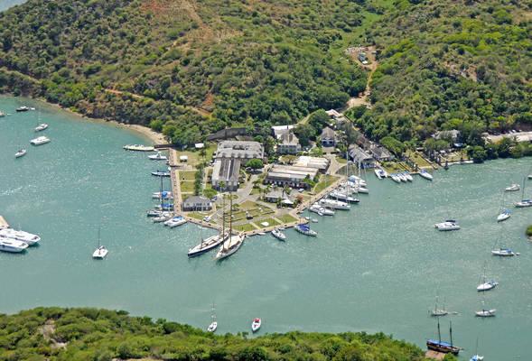 Nelson's Dockyard Marina