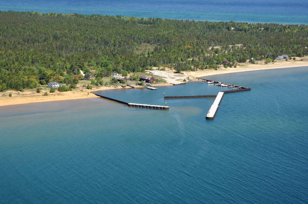Whitefish Point State Docks