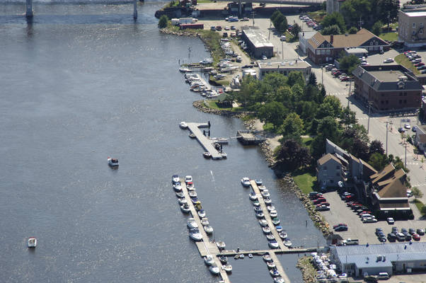 Bath Town Dock