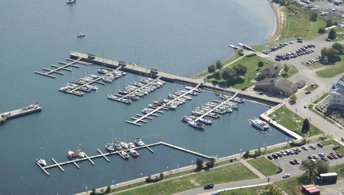 Cobourg  Marina