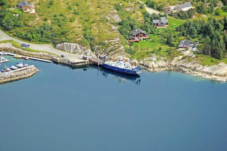 Vaernes Ferry