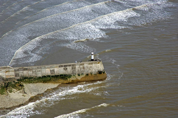 Porthcawl Breakwater Light