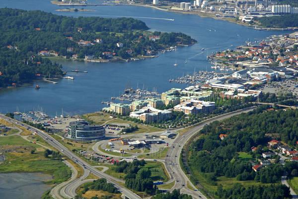 Stenungsund Harbor