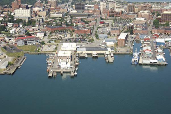 Portland Fish Pier
