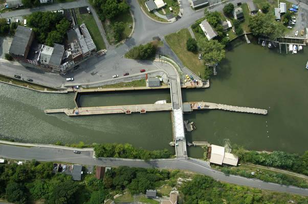Champlain Canal Lock 12