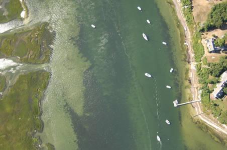 Oyster Pond River Inlet