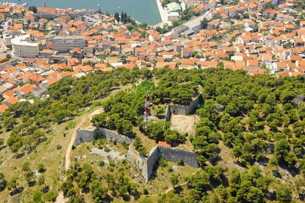 Sibenik St. John's Fortress