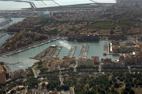 Gruissan Basin 1 Marina