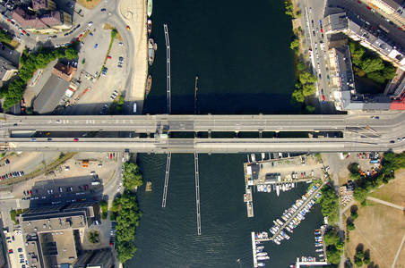 Liljeholmsbron Bridge