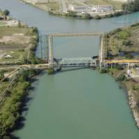 Detroit Toledo & Ironton Bascule Bridge