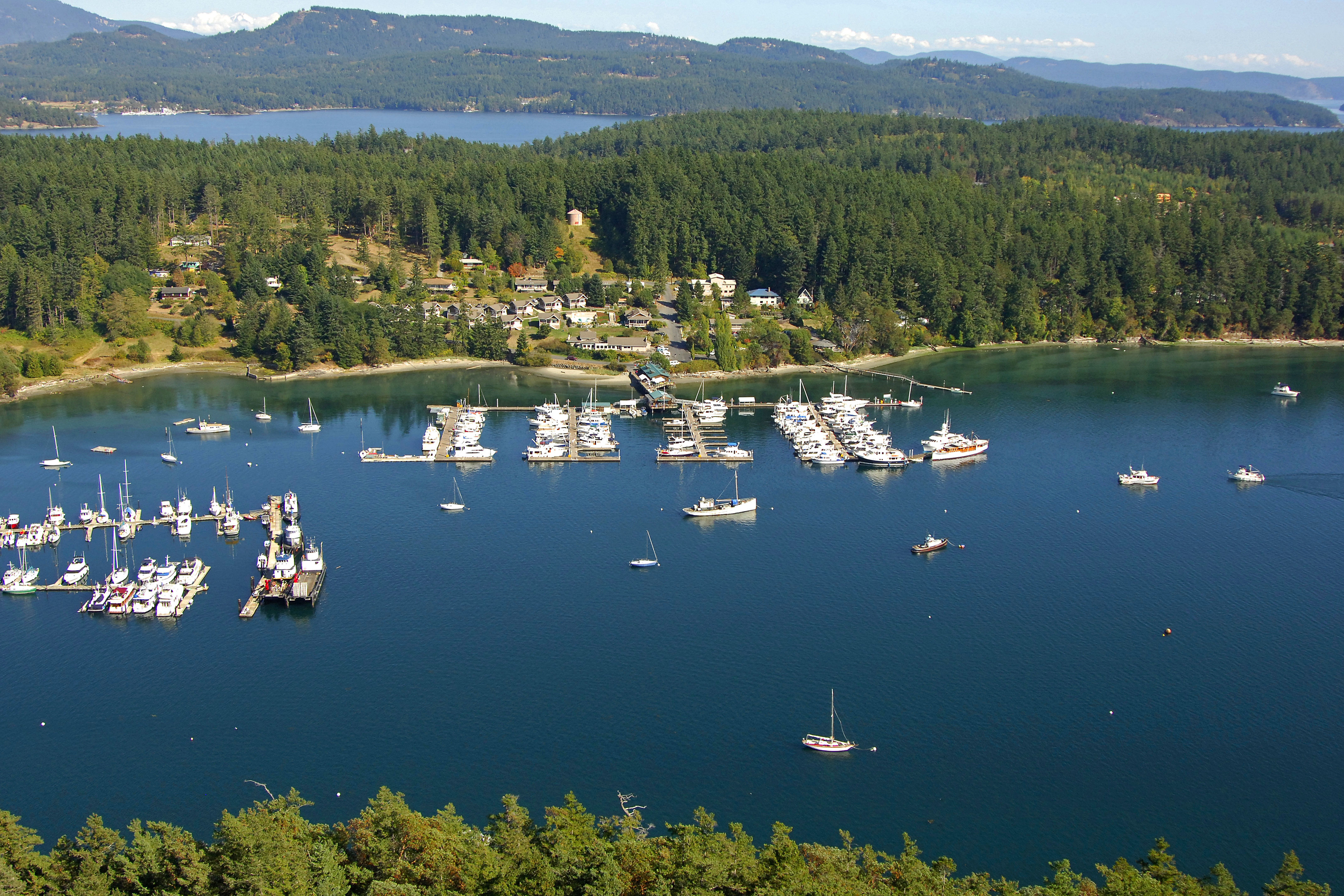 deer harbor Free breakfast, fireplace, orcas island, vacation rental, private cottage, deer harbor.