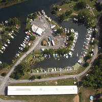 Inland Harbor Marina