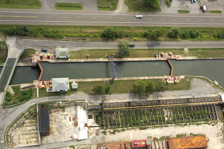 Erie Canal Lock 28A