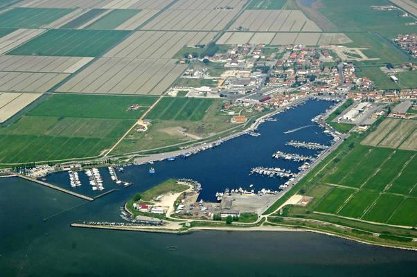 Porto Di Goro Marina