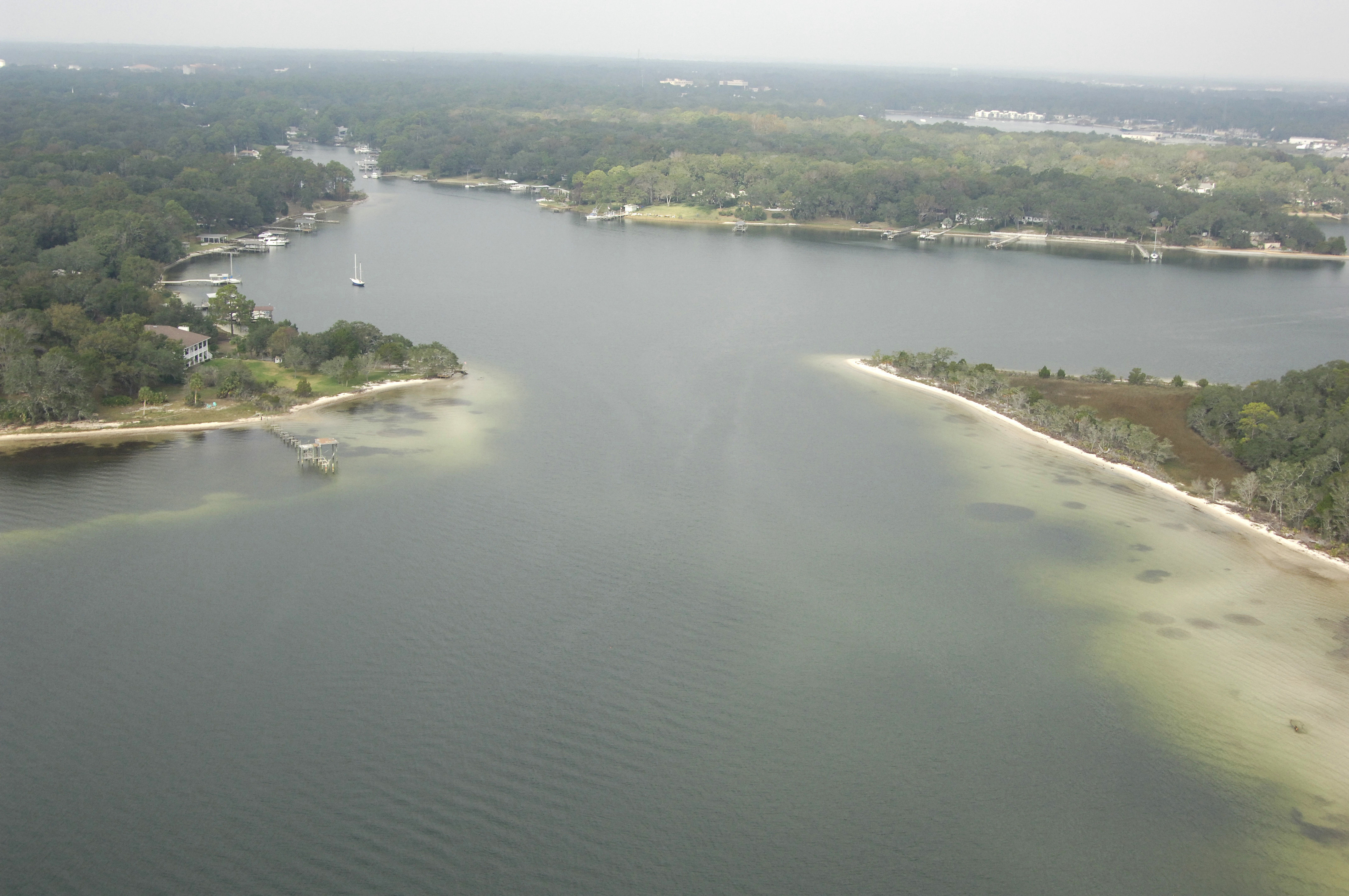Watson Bayou Inlet in Panama City, FL, United States - inlet Reviews - Phone Number - Marinas.com