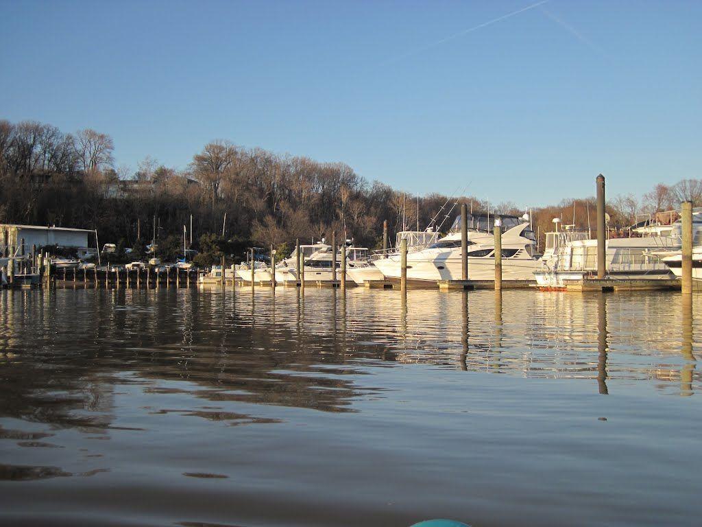 Fort Washington Marina in Ft Washington, MD, United States ...