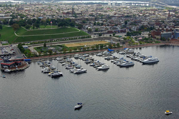 Baltimore Marine Centers at Inner Harbor