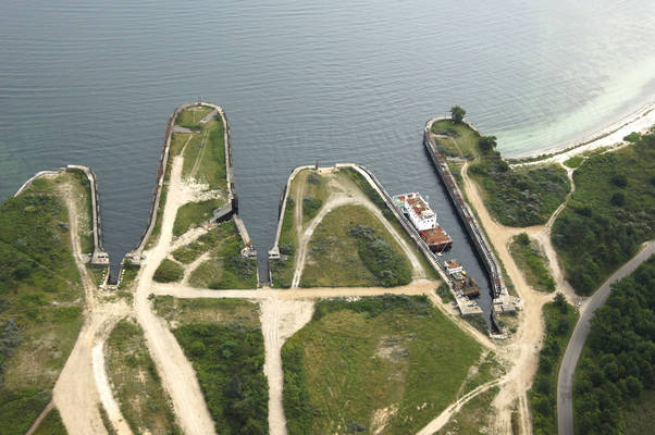 Knudshoved Gl. Færgehavn