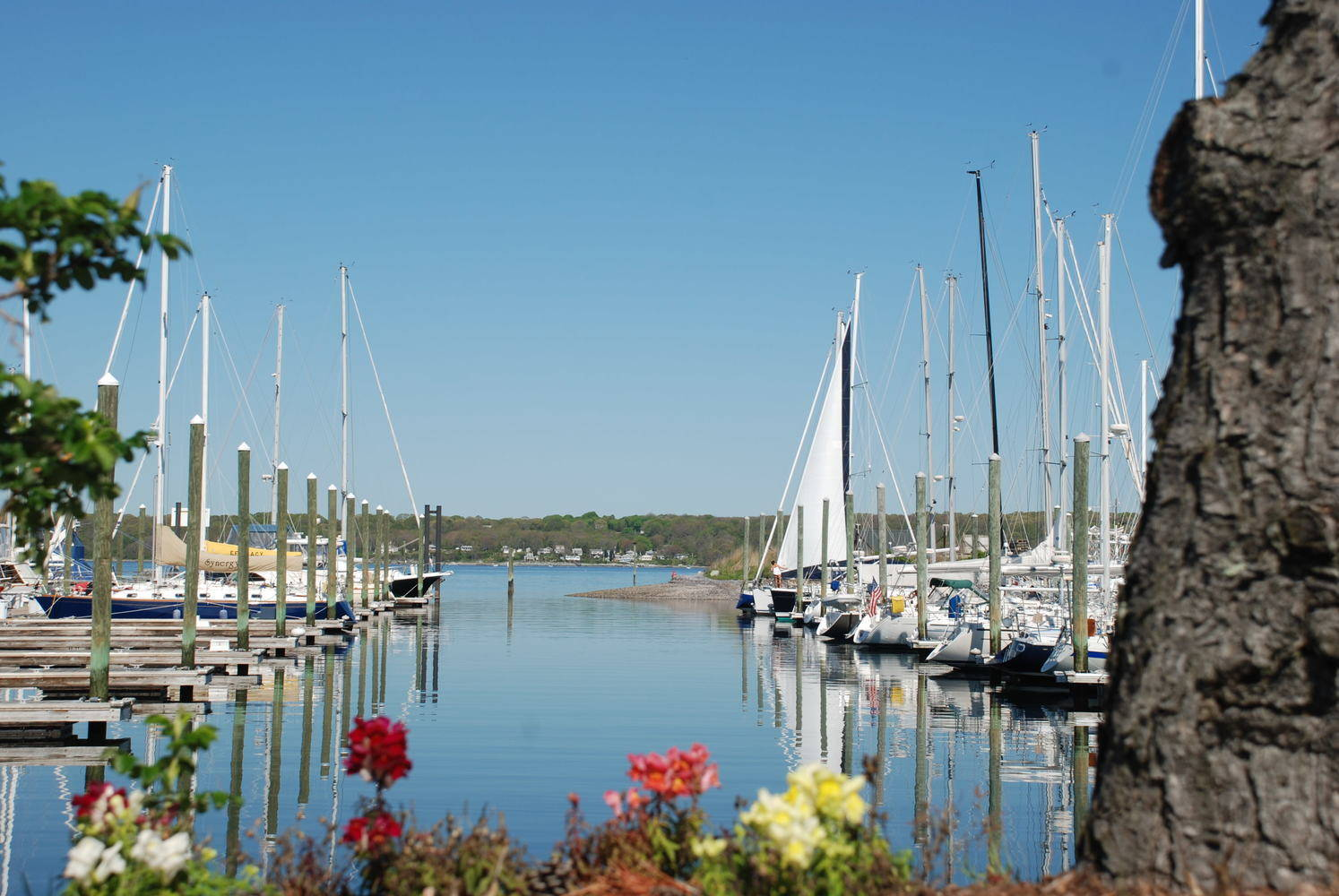 New England Boatworks Slip Dock Mooring Reservations
