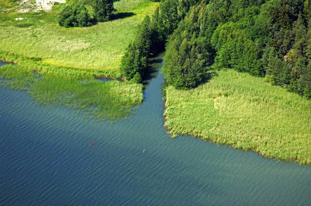 Toernby Bay Inlet